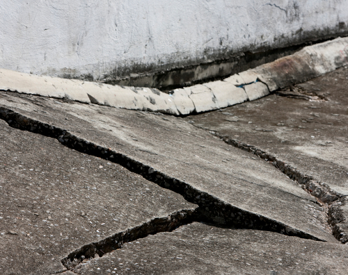 Why You Should Fix Damaged Concrete
